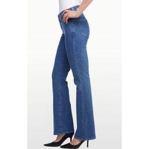 NYDJ Sarah Petite Bootcut Jeans